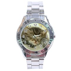 Cat3 Stainless Steel Analogue Men's Watch