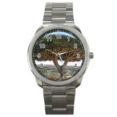 Tree2 Sport Metal Watch