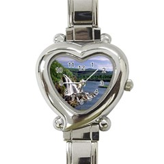 Land2 Heart Italian Charm Watch