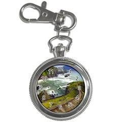 Land3 Key Chain Watch