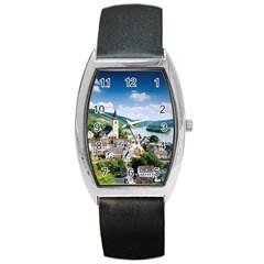 Land5 Barrel Style Metal Watch