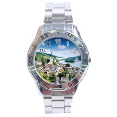 Land5 Stainless Steel Analogue Men's Watch