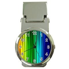 cr1 Money Clip Watch