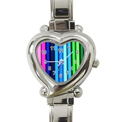 Cr2 Heart Italian Charm Watch