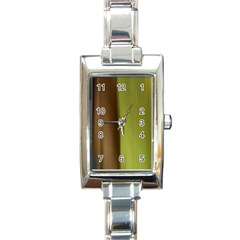 cr3 Rectangular Italian Charm Watch