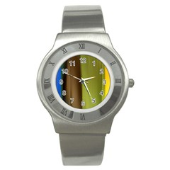 Cr3 Stainless Steel Watch