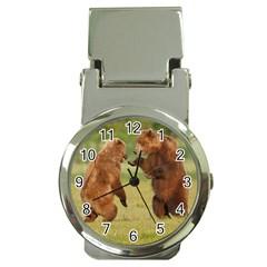 bear4 Money Clip Watch