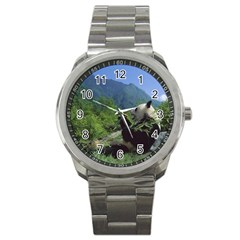 Bear5 Sport Metal Watch