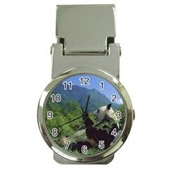 Bear5 Money Clip Watch