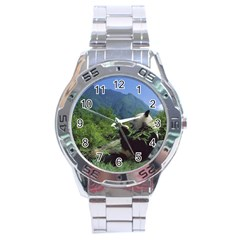 Bear5 Stainless Steel Analogue Men's Watch