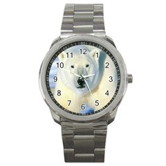 Bear1 Sport Metal Watch