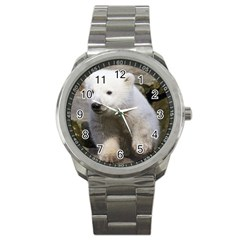 Bear3 Sport Metal Watch