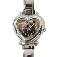 Bear2 Heart Italian Charm Watch