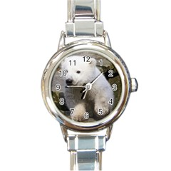 Bear3 Round Italian Charm Watch