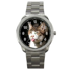cat4 Sport Metal Watch