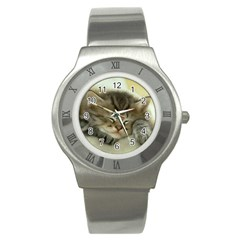 Cat3 Stainless Steel Watch