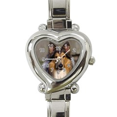 Dog4 Heart Italian Charm Watch