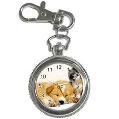 Dog2 Key Chain Watch