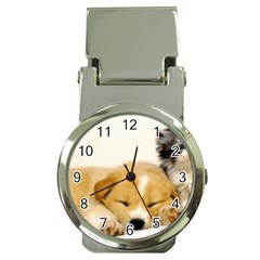 Dog2 Money Clip Watch