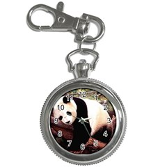 Panda1 Key Chain Watch