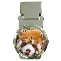 Red Panda2 Money Clip Watch