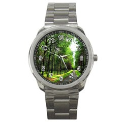 Land4 Sport Metal Watch