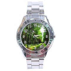 Land4 Stainless Steel Analogue Men's Watch