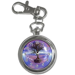 Tree3 Key Chain Watch