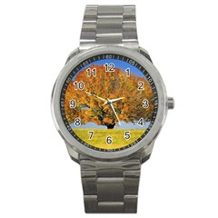 Tree1 Sport Metal Watch