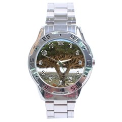 Tree2 Stainless Steel Analogue Men's Watch