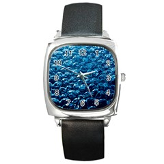 Water3 Square Metal Watch