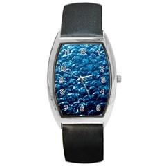 Water3 Barrel Style Metal Watch