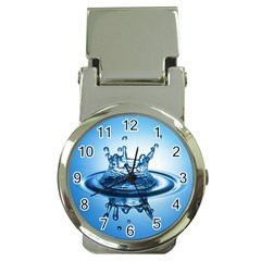 Water1 Money Clip Watch