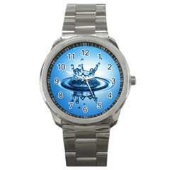Water1 Sport Metal Watch