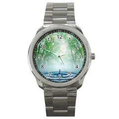 Water4 Sport Metal Watch