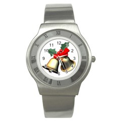 Xmas2 Stainless Steel Watch