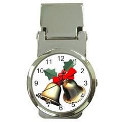 xmas2 Money Clip Watch