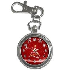 xmas3 Key Chain Watch