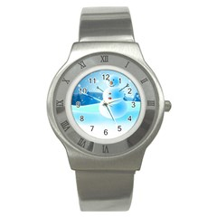 xmas4 Stainless Steel Watch