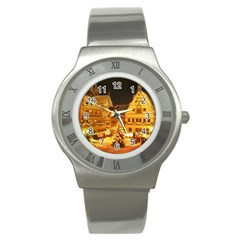 xmas5 Stainless Steel Watch