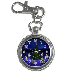 Xmas6 Key Chain Watch