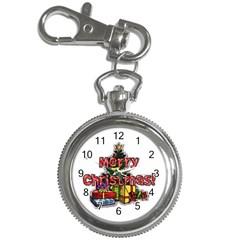 xmas1 Key Chain Watch