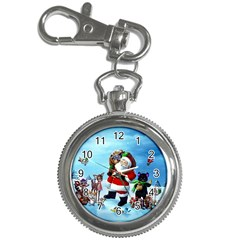 Xmas7 Key Chain Watch