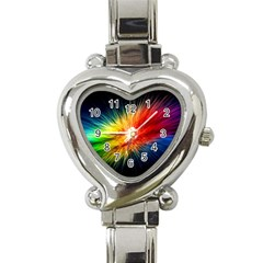cr5 Heart Italian Charm Watch