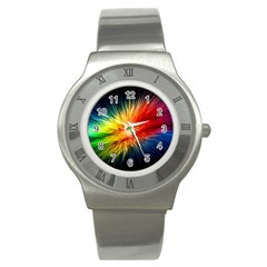 cr5 Stainless Steel Watch