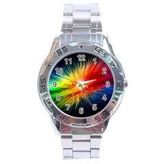 cr5 Stainless Steel Analogue Men's Watch