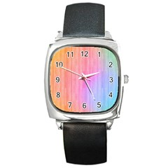 Cr6 Square Metal Watch
