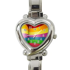 cr8 Heart Italian Charm Watch