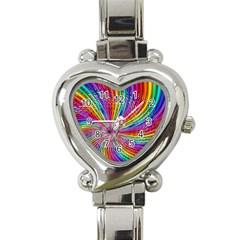 cr7 Heart Italian Charm Watch