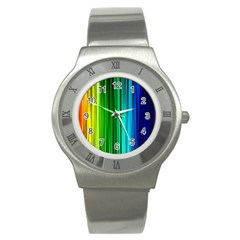 cr1 Stainless Steel Watch
